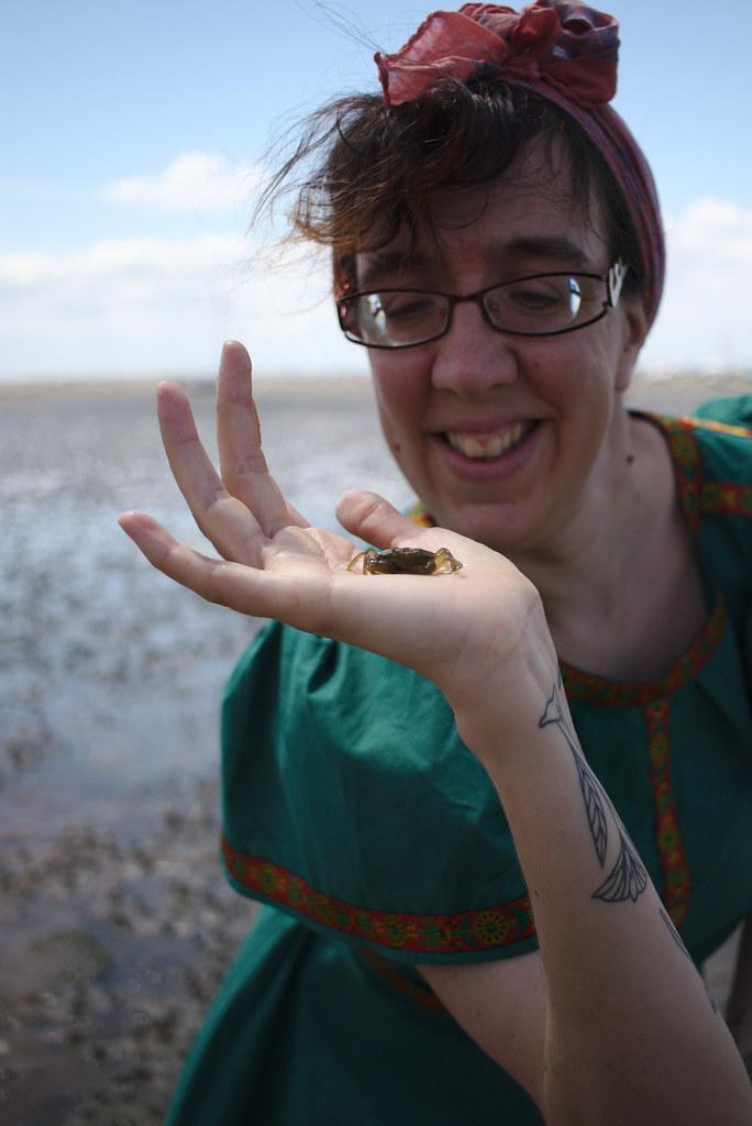 Crabe Belle Epoque