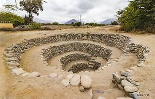 Espirales de agua