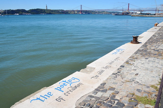 Pure Poetry, Lisbon
