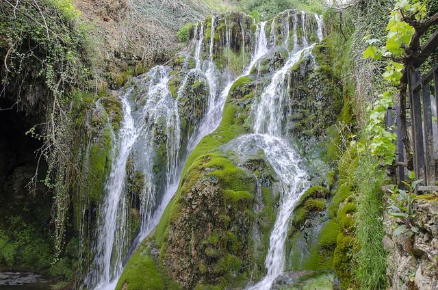 Cascadas de Tobera (Burgos)