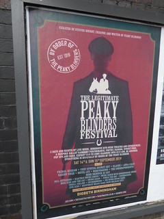 Custard Factory, Digbeth - The Legitimate Peaky Blinders Festival