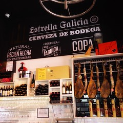 Wine and Tapas, Madrid