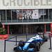 Rokit Williams Racing F1 Car, Sheffield 2019