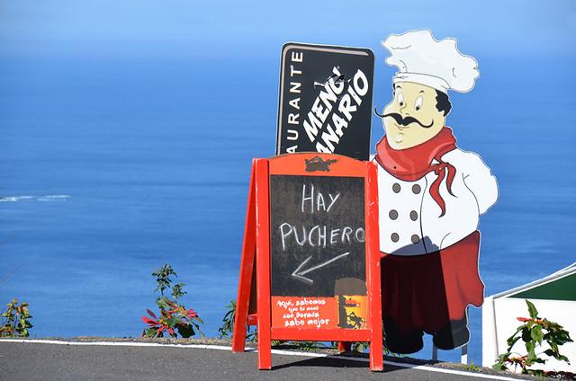 Hay Puchero, Tenerife