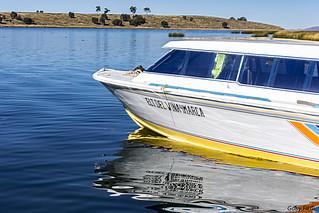 Navegando el Wiñaymarca