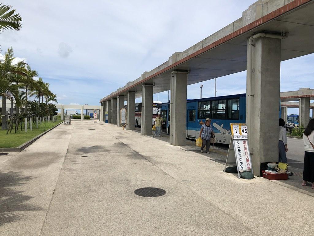 石垣空港バスターミナル