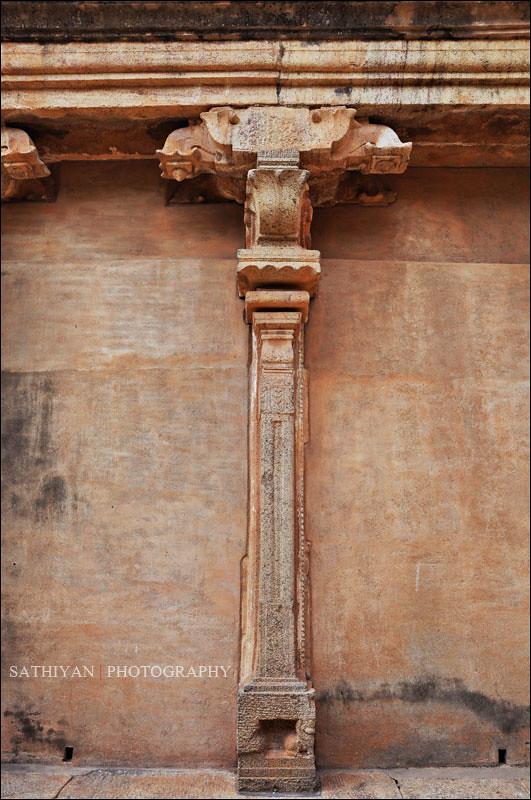Pillar of Thanjavur
