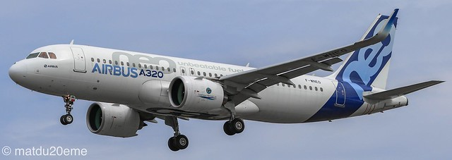 Airbus A320neo / Airbus Industrie
