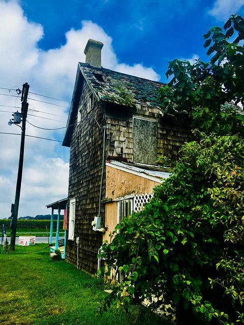 Shingled Farmhouse - DE