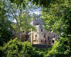 Gilette Castle - Through the Trees