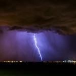 9. Märts 2019 - 12:32 - Thunderstorm, seen from Fannie Bay Foreshore, Darwin, Northern Territory, Australia