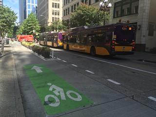 Bikes and Transit
