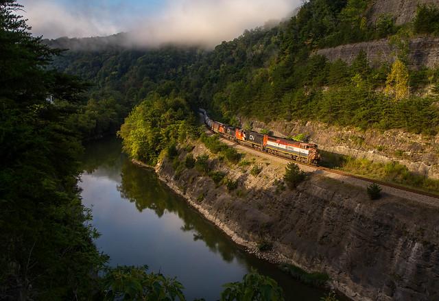 The British Columbian Rockies of Kentucky