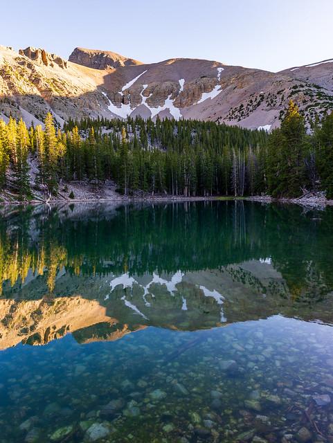 Mountain Lake - Great Basin, 2019