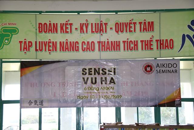 HAF Seminar - Vu Ha Sensei