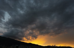Sky of Quito Cielo de Quito