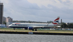G-LCAB Embraer ERJ-190-100 LR BA Cityflyer