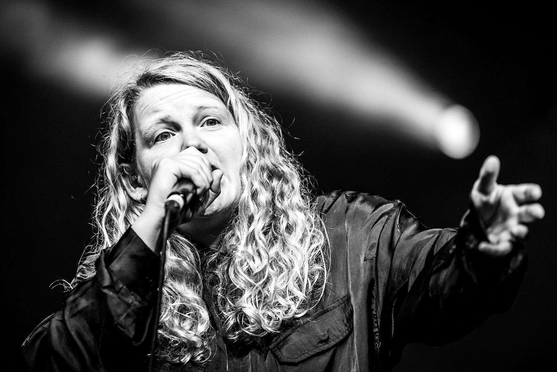 Kate Tempest @ Pukkelpop 2019 (© Jan Van den Bulck)