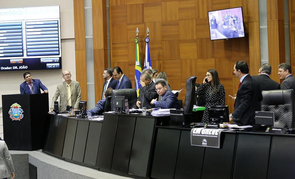 17/07/2019 Sessão Plenária Matutina