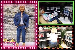 dusty airhostess dolls 1970s