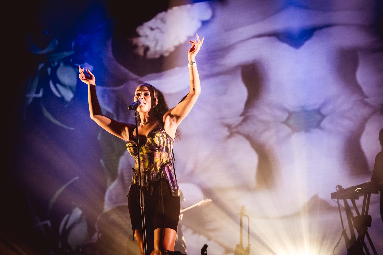Jorja Smith @ Pukkelpop 2019 (Nick De Baerdemaeker)