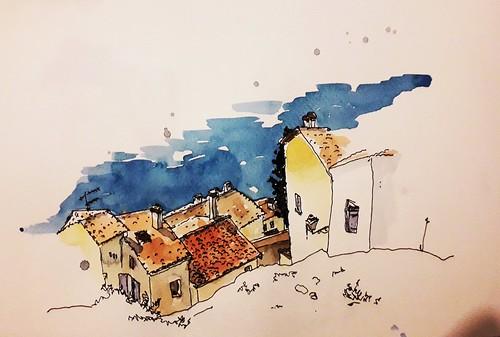 Sainte Croix du Verdon 04 France