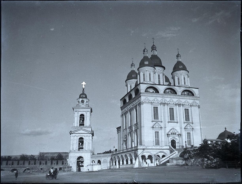 19. 1898. 6 июля. Астрахань. Успенский собор