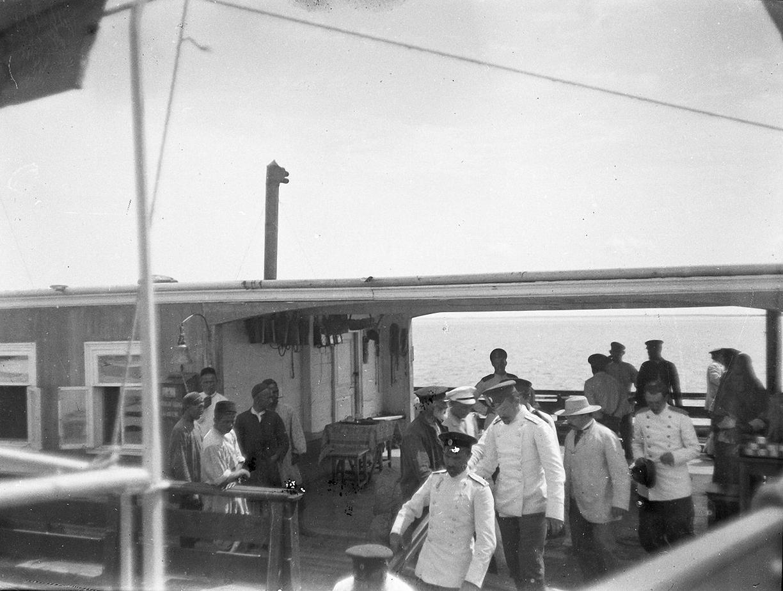 12. 1898. 6 июля. Поселок Рыбный на берегу Волги рядом с Астраханью (2)