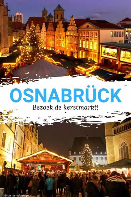Kerstmarkt in Osnabrück, Duitsland | Mooistestedentrips.nl
