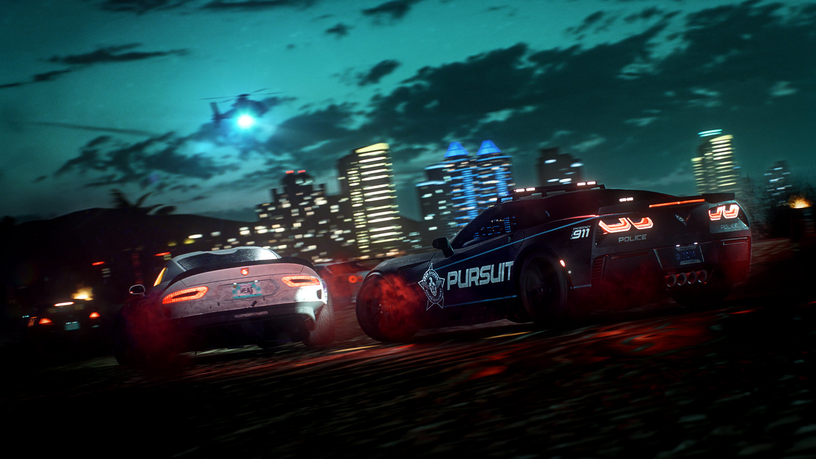 Resultado de imagen de Need for Speed HEAT