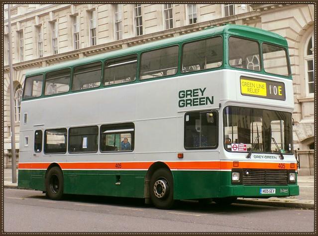 Grey Green 405 (H105GEV)