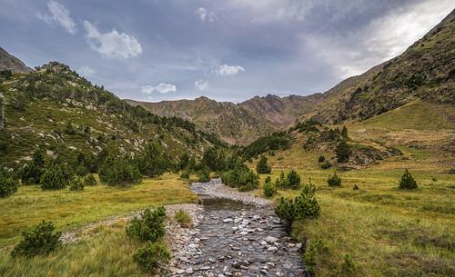 Coma Pedrosa National Park, Pyrenees