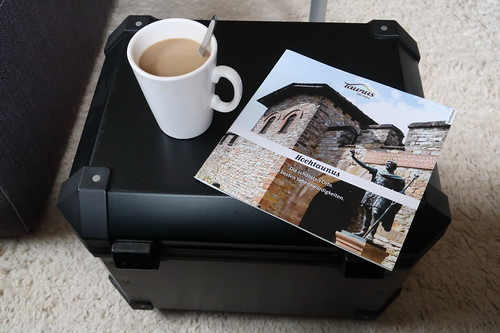 Kaffee am Morgen zur Tagesplanung