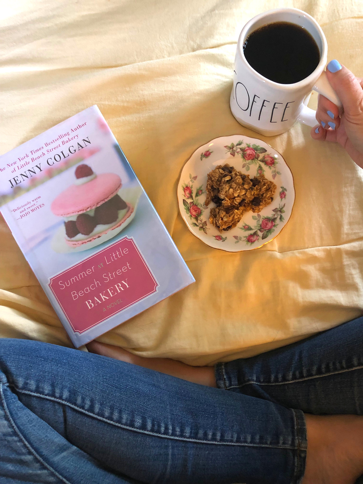 Balancing grit & care: self-care on a journey. | Reading & Writing Rych