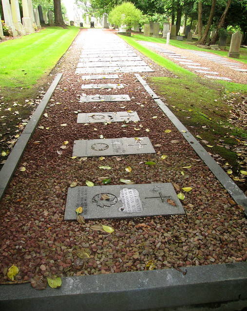 Memorial Stones, Comely Bank Cemetery, Edinburgh