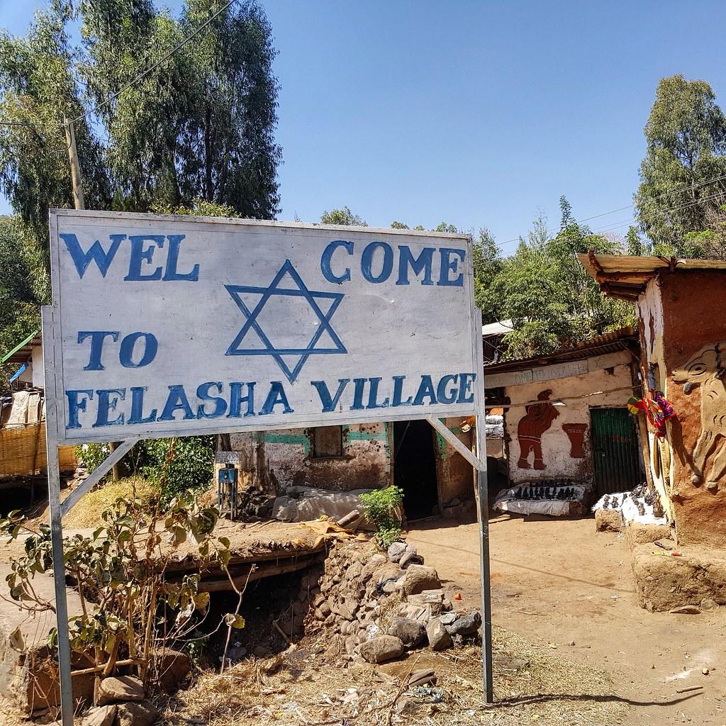 Witajcie w wiosce Fellaszy