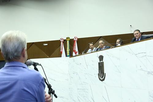 Audiência pública para debater possíveis alternativas e estratégias de modernização da Lei, a partir da avaliação da eficácia do atual Código de Posturas em vigor - 6ª Reunião - Comissão Especial de Estudo