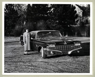 1960 Chrysler Imperial Custom 4-Door Hardtop