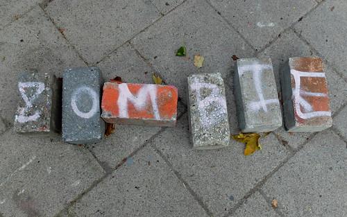 Schuttersveld - Zombie