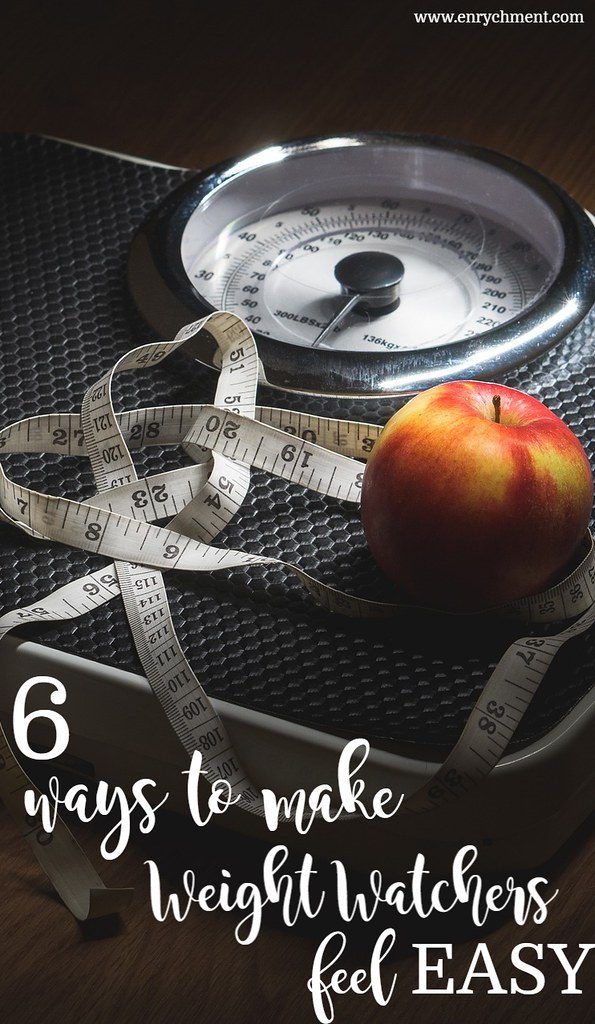 Make Weight Watchers Feel Totally Easy with These 6 Simple Tips | www.enrychment.com