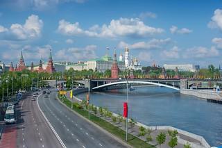 Trip in Russia