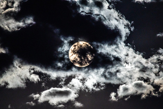 Full Moon Nikon D850 & Tamron SP 150-600mm f/5-6.3 Di Vc Usd G2 Telephoto Lens! McGucken Fine Art Photography