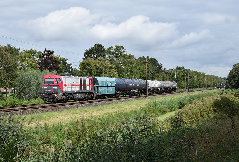 Dordrecht-zuid 19 augustus 2019| IRP 2103