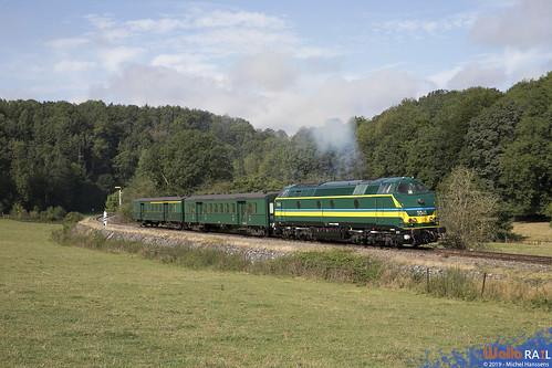 5540 . Tuc Rail . Senenne . 14.08.19.