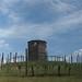 Un' altra foto della torre esagonale