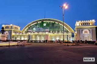 Bangkok station - สถานีหัวลำโพง