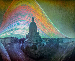 Christuskirche - Solargraphy T02d