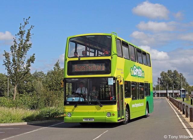V95MOA The Green Transport Company 395