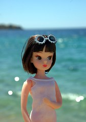 dolls takara licca repro