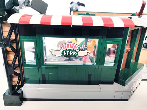 LEGO Ideas Central Perk (21319)